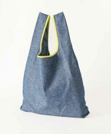 J525771 6oz Banana Chambray Eco-Friendly Bag
