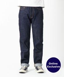 [Online Exclusive] J052242 13.5 oz Suvin Gold Cotton Standard Selvedge Jeans