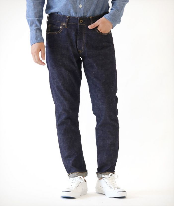J6104JZ Prep 12.5oz Africa Cotton vintage Selvedge