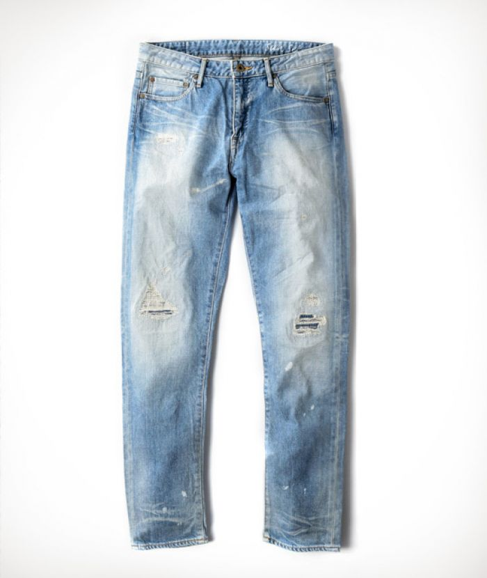 J8717SS NEW CALIF. Sun Set 10oz Easy Denim