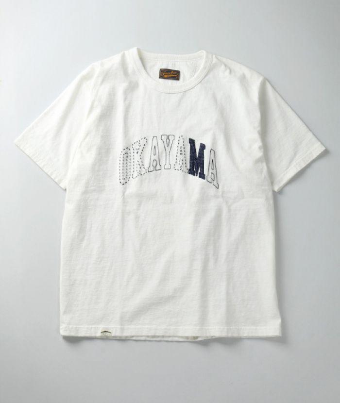 J443911 7.7oz T-shirt(OKAYAMA) 24GG Côte d'Ivoire Cotton 100%