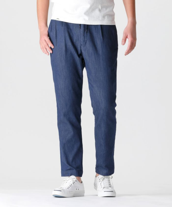J759431 Shin Denim Easy Pants