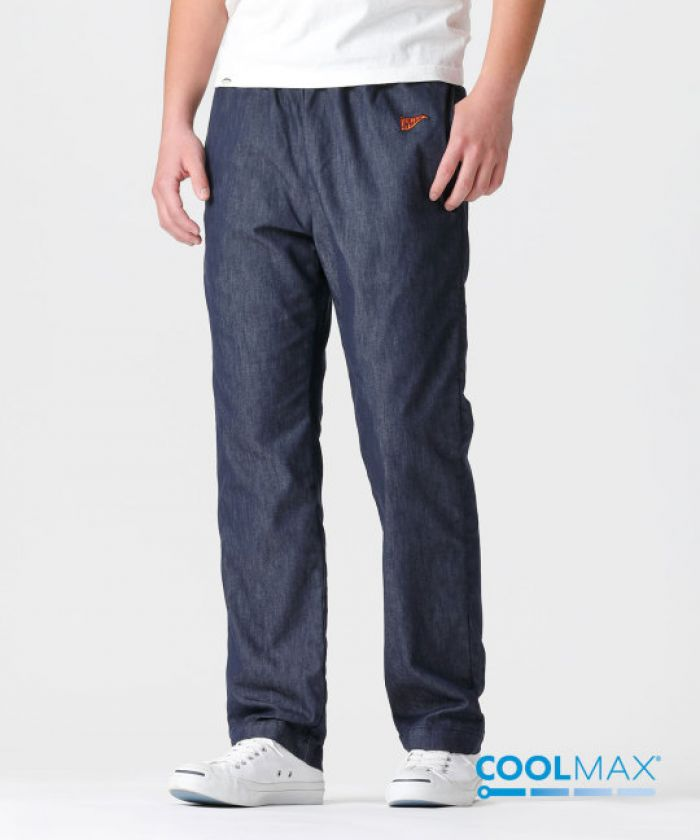 J751431 Gentleman Coolmax® Denim Easy Pants