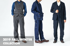 Fall Winter 2019 Japan Blue Jeans